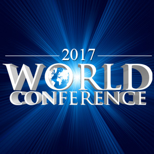 World Conference 2017 Adult Registration